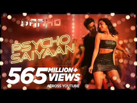 Psycho Saiyaan Song Lyrics in Hindi&English&Tamil