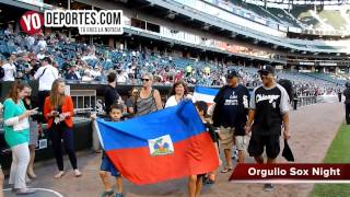 Orgullo Sox Night Chicago White Sox