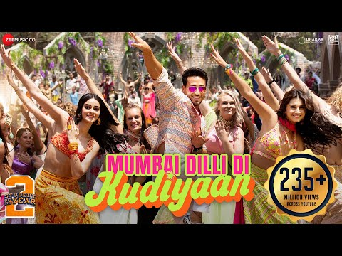 Mumbai Dilli Di Kudiyaan Song Lyrics|Student Of The Year 2
