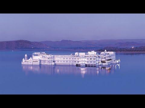 Inside India's most iconic hotel, Taj Lake Palace (Udaipur): full tour