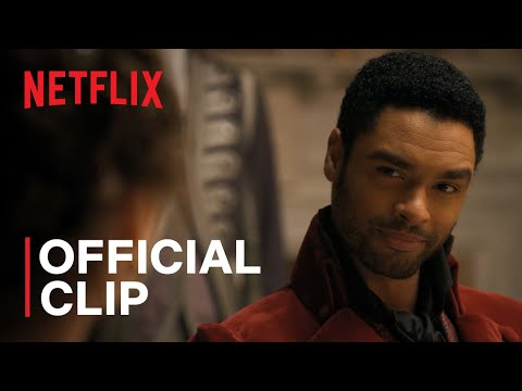 Bridgerton | Exclusive Clip: Dinner with the Bridgertons | Netflix