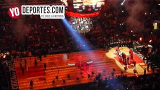 Bulls vs. Indiana Pacers Presentation