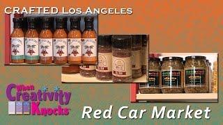 Red Car Market