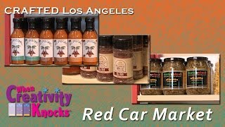 Red Car Market