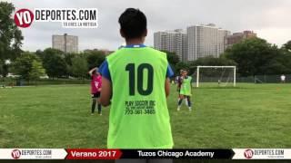 Tuzos Chicago Soccer Academy Verano 2017