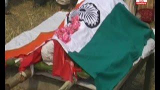 Haldwani : 9 महीने कोमा में रहने के बाद, शहीद हुआ BSF का जवान