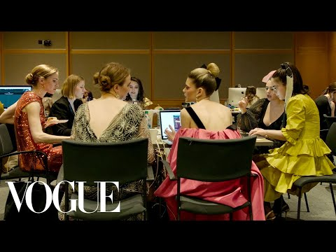 Inside Vogue's Met Gala War Room
