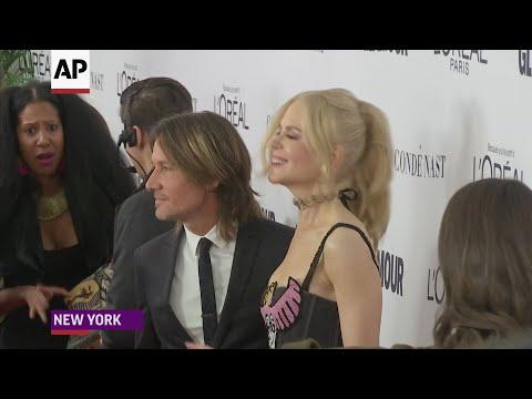 Nicole Kidman, Drew Barrymore, more attend Glamour's big night