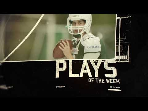 GFL 2019: Plays Of The Week 20