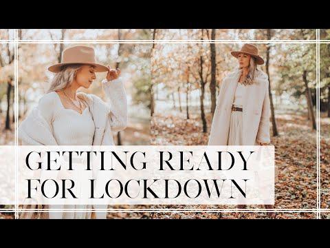 WHAT'S IN MY HANDBAG + PRE-LOCKDOWN DAY IN LONDON // Fashion Mumblr Vlogs