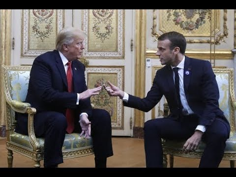 EMMANUEL MACRON OUT AS PRESIDENT OF FRANCE AFTER NO CONFIDENCE VOTE LIKELY. ONCE LECTURED TRUMP