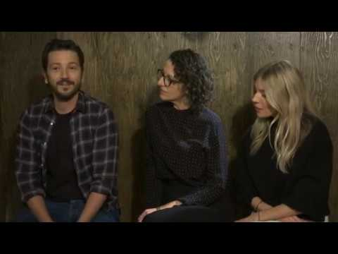First On-Screen Kiss: Diego Luna