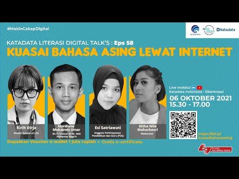Kuasai Bahasa Asing Lewat Internet