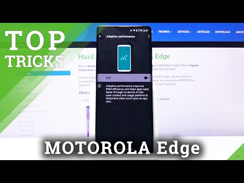 All Top Tricks in MOTOROLA Edge – Find Best Features