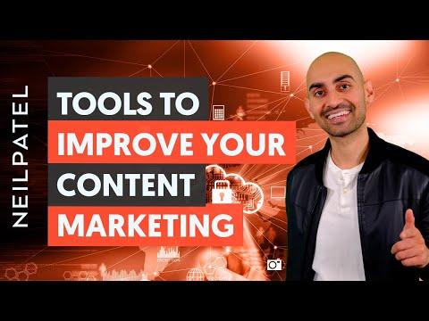 Tools To Improve Your Content Marketing  - Module 3 - Lesson 3 - Content Marketing Unlocked