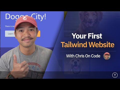 Your First Tailwind Website