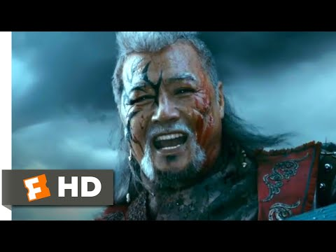 The Pirates (2014) - Hunting the Whale Scene (8/10) | Movieclips