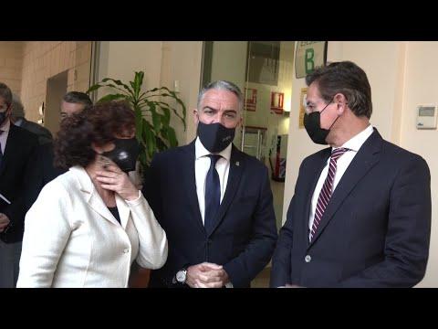 Junta y UGR sellan un convenio para mejorar la gestión del riesgo sísmico en Andalucía
