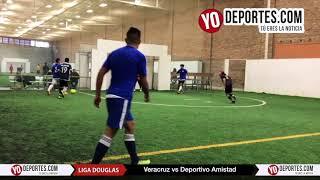 Veracruz vs. Deportivo Amistad Liga Douglas Torneo del Domingo