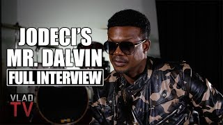 Mr. Dalvin Tells the Story of Jodeci, Puffy, Suge Knight & 2Pac (Full Interview)