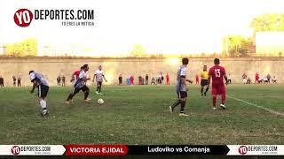 Ludoviko vs. Comanja Liga Victoria Ejidal Final Veteranos