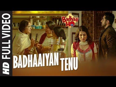 Badhaaiyan Tenu Song Lyrics