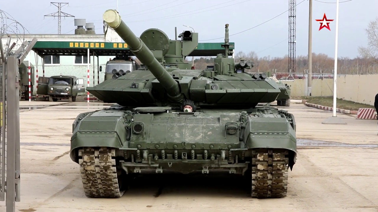 Russian Military get first batch of modernized T-90M Tanks | The Military Channel