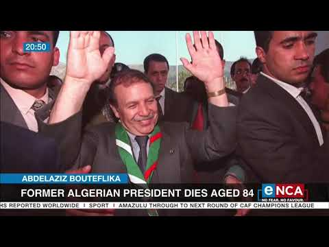Discussion | Former Algerian President dies aged 84