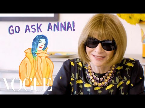 Anna Wintour on Billie Eilish, Cara Delevingne, and What She Would Most Like to See in Spring 2020