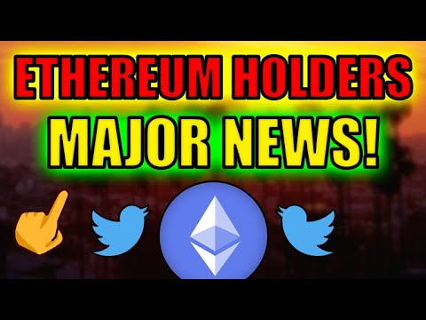Life-Changing Moment For Ethereum (Twitter CEO ALL-IN on ETH?)   300k Bitcoin Price Prediction