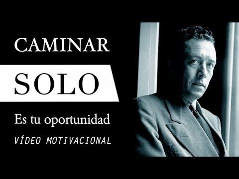 ESTAR SOLO: Tu Motivación (El Vídeo Motivacional que lo Cambiará TODO) - Reflexión de la SOLEDAD