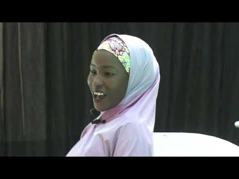Be Indifferent    Fatima Askira   TEDxShehuri