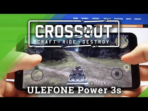 How Crossout Performs on Ulefone Power 3S – Gameplay