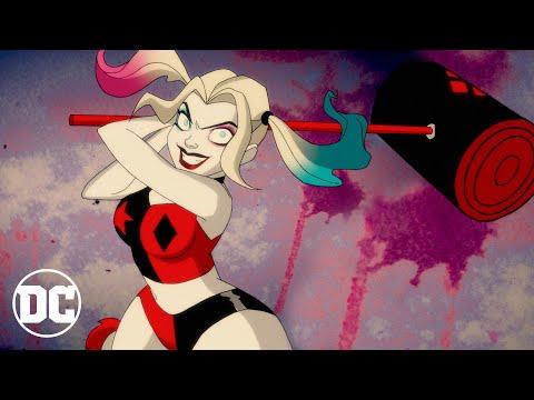 Harley Quinn & Her Team of Super Villains (Poison Ivy + more!)