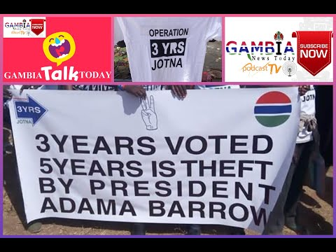 GAMBIA TODAY TALK 15TH JANUARY 2020