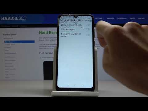 How to Block Number in Huawei Honor 8A - Reject Unwanted Calls