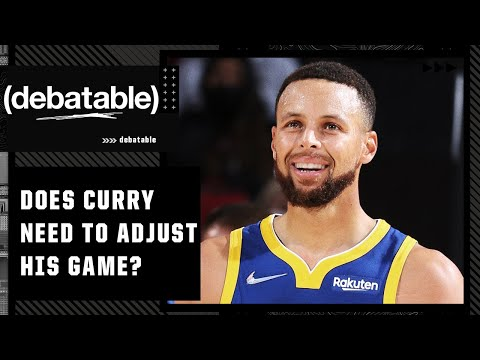 Will Steph Curry REALLY change his game this season to adjust to NBA's new rules?   debatable
