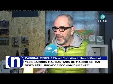 Las consecuencias de Madrid Central de las que nadie habla