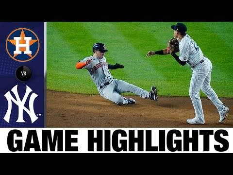 Astros vs. Yankees Game Highlights (5/4/21)   MLB Highlights