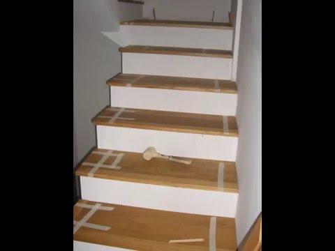 Come installare il laminato sulle scale  Fai da Te Mania