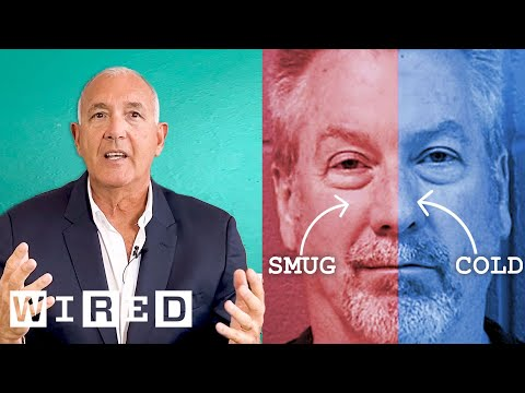 Former FBI Agent Explains How to Read Facial Expressions | WIRED