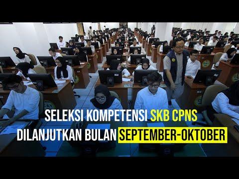 Pemerintah Kembali Lanjutkan SKB CPNS