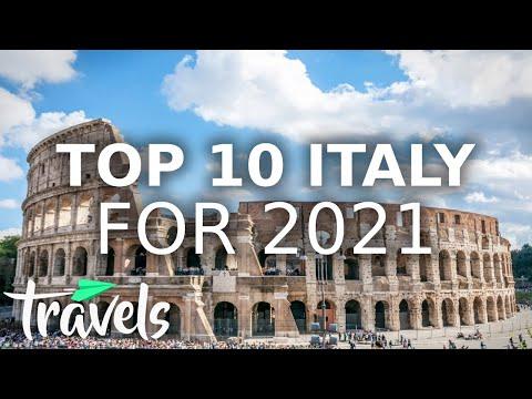 Top 10 Italian Vacations 2021 | MojoTravels