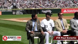 Paul Konerko: La ceremonia de retiro del #14