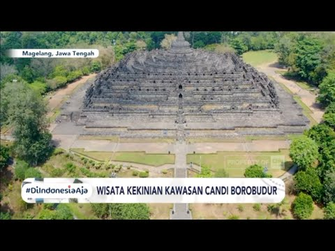 Wisata Kekinian Kawasan Candi Borobudur #DiIndonesiaAja