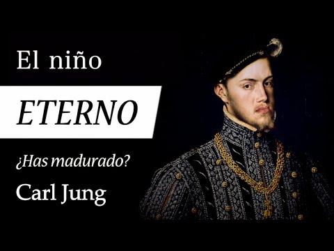 EL HOMBRE-NIÑO (Carl Jung) - PSICOLOGÍA del Puer Aeternus (Niño Eterno) y el Síndrome de PETER PAN