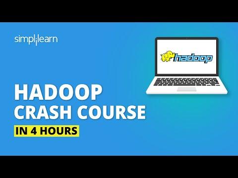 Hadoop Tutorial For Beginners | Hadoop Crash Course | Learn Hadoop From Scratch | Simplilearn