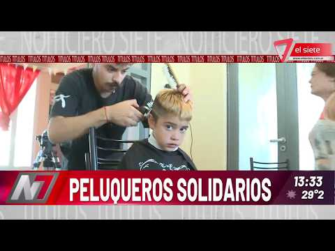 Noticiero Siete - El Mediodía | 27-01-2020
