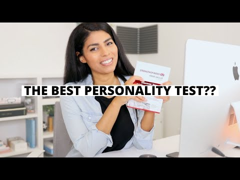 Taking the StrengthsFinder Test | Why You Should + My Results