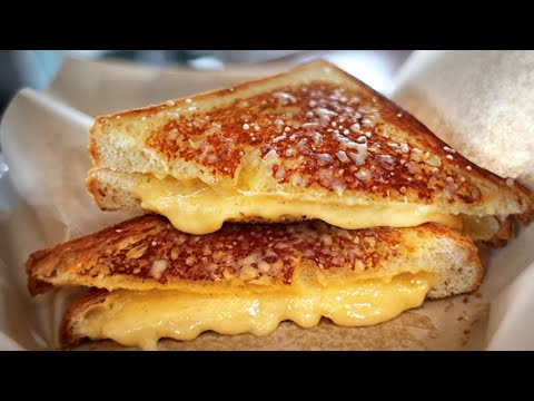 We Now Know Which Chain Restaurant Has The Best Grilled Cheese
